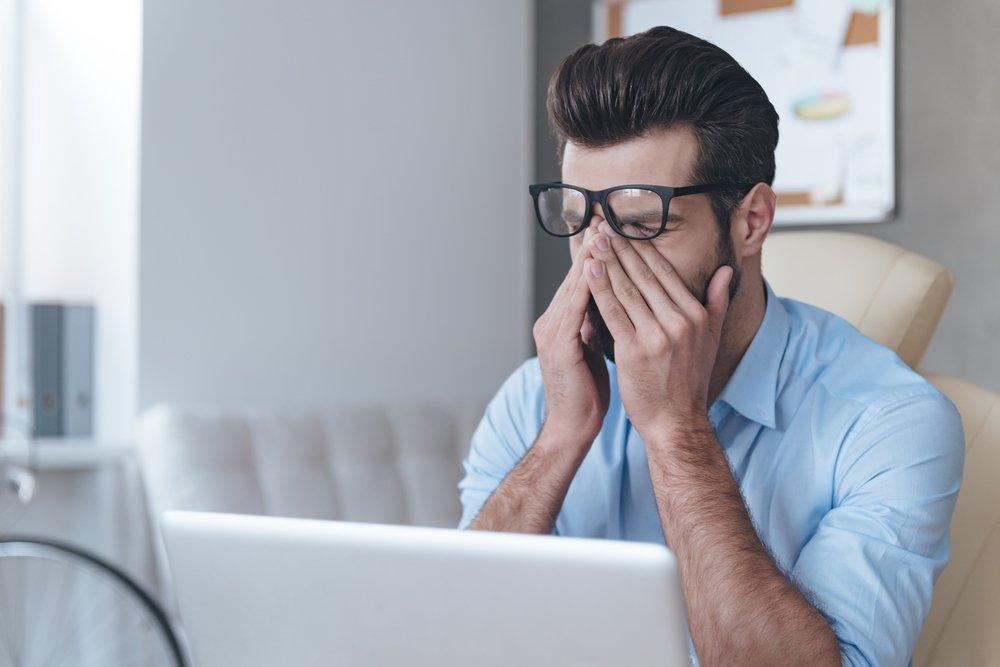 Упражнения для глаз и улучшения мужского зрения