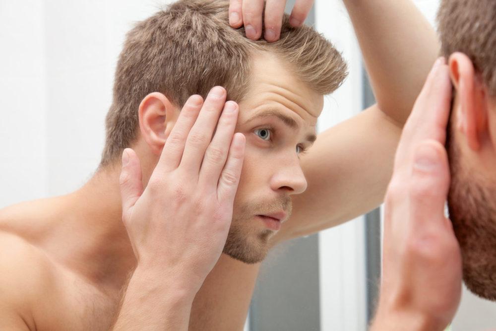 Аюрведа против выпадения волос и облысения