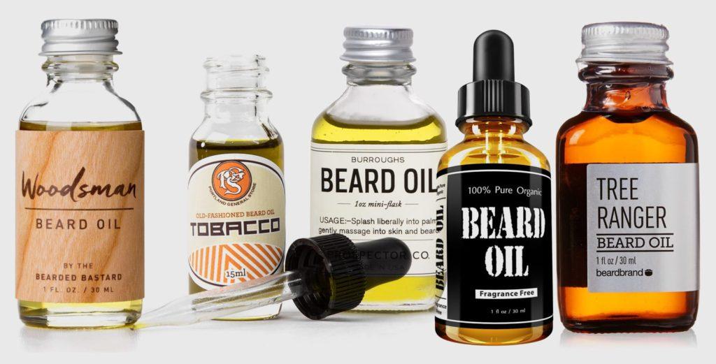 Как действует масло для бороды