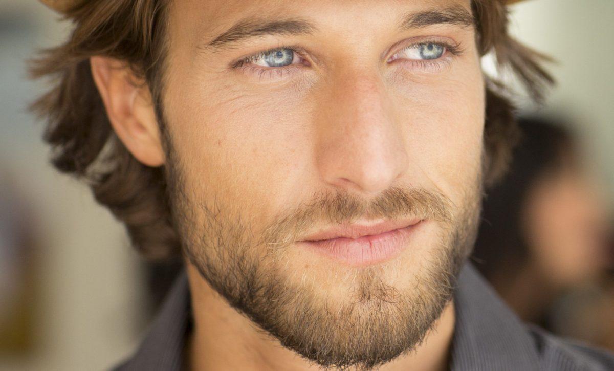Шугаринг лица и бороды у мужчин