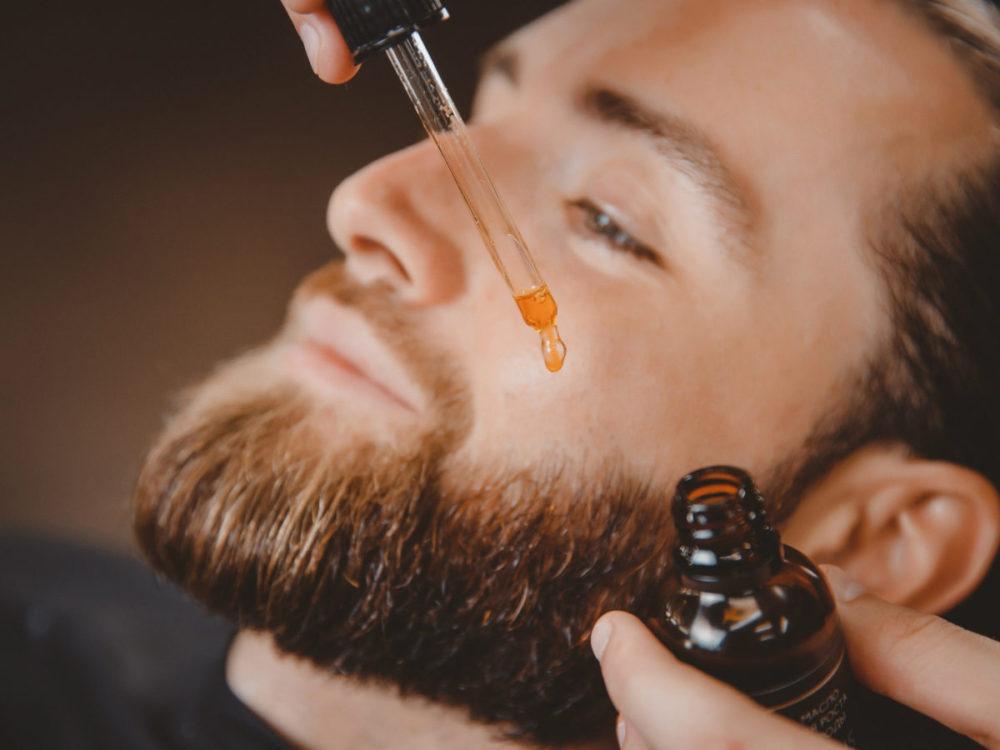 Как выбрать масло для бороды