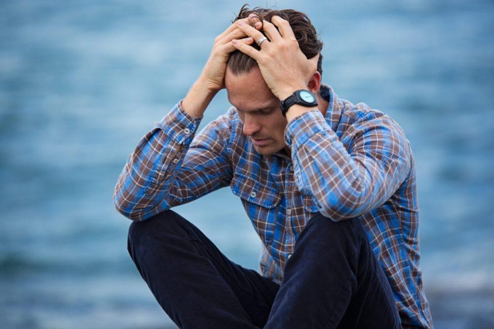 Депрессия у мужчин. Причины и лечение