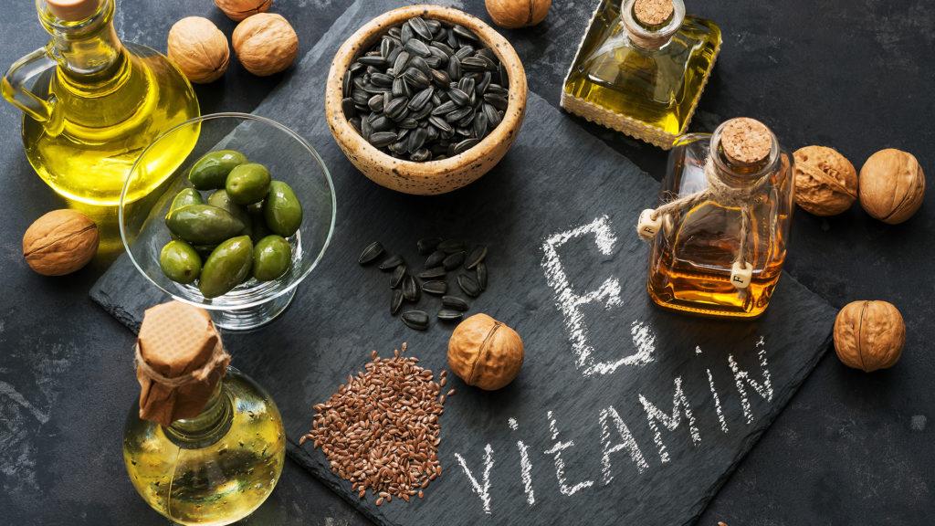 Витамин Е для мужского здоровья