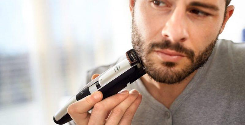 Как стричь бороду и другие участки на лице триммером