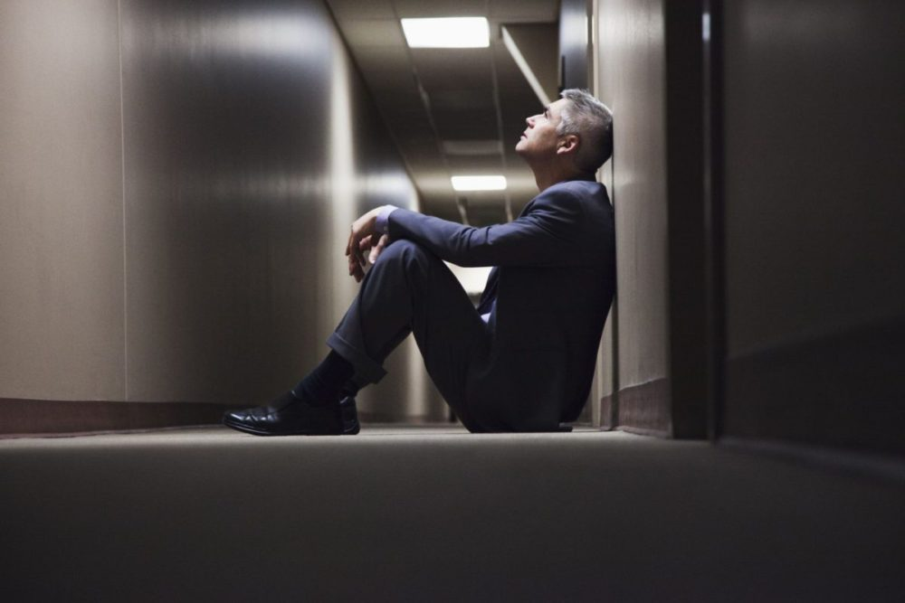 Симптомы кризиса среднего возраста мужчин