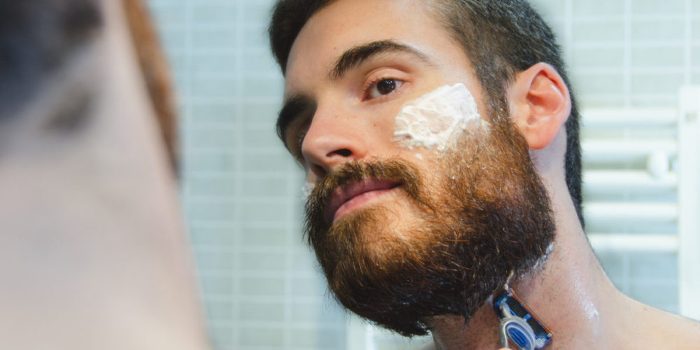 Редкая борода, что делать?