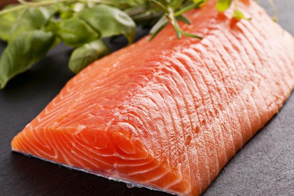 Жирная рыба для мужчин отличный продукт