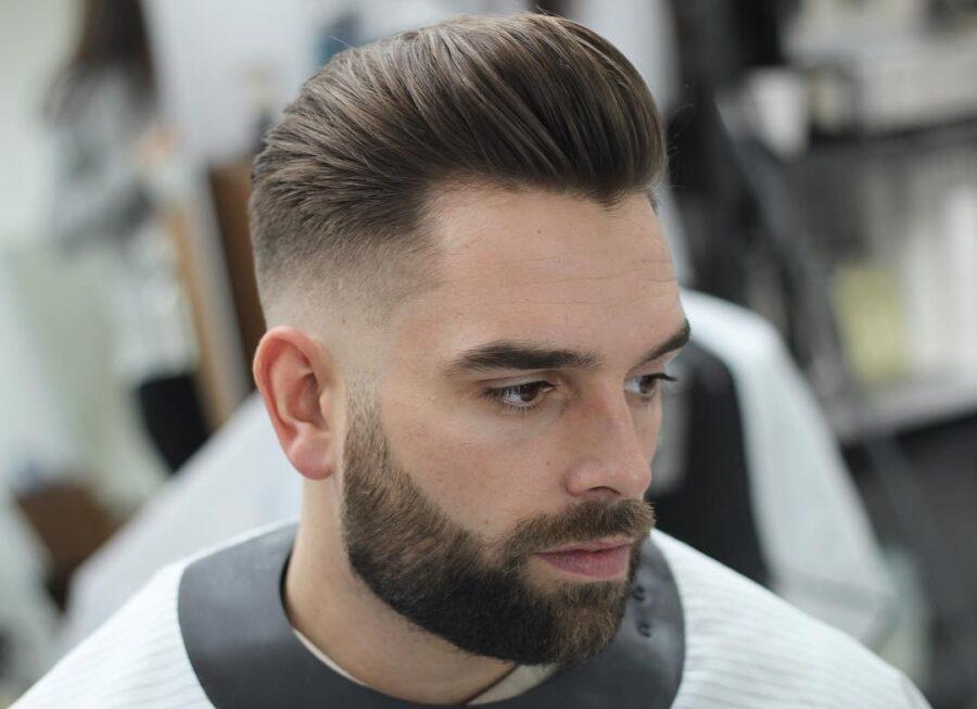 Помада для укладки мужских волос