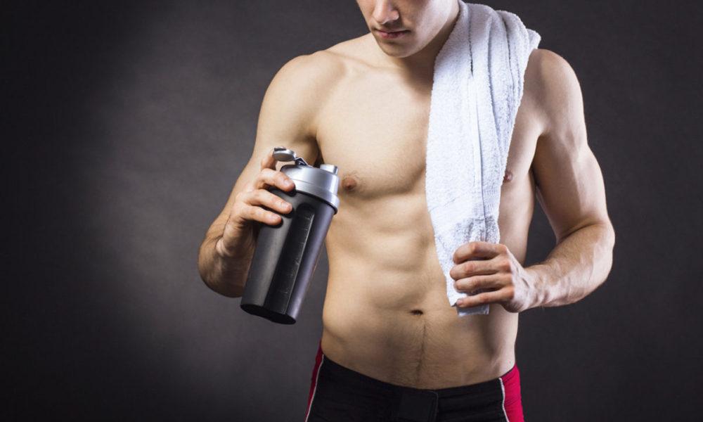 Суточная норма белка для мужчины