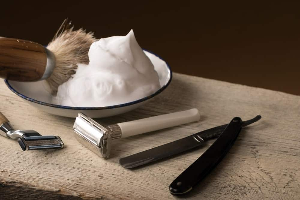 Как сделать пену для бритья