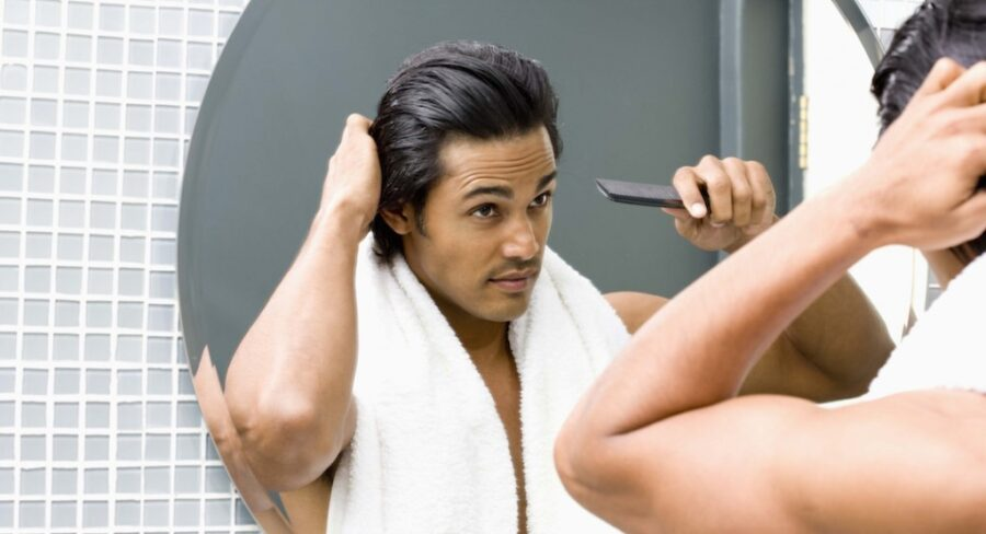 Как брить подмышки мужчинам без раздражения