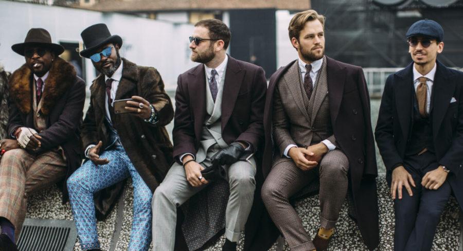 Тенденции мужской моды осень/зима 2019