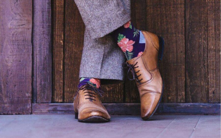 Какой выбрать цвет и с чем сочетать мужские носки