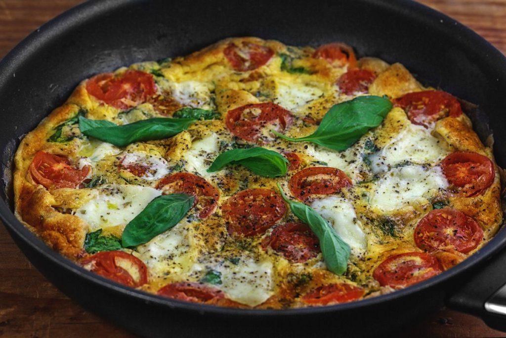 Итальянская фриттата на утро