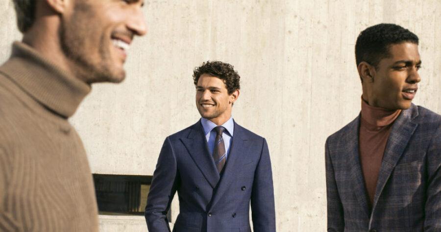 Лучшие мужские костюмы. Топ-10 брендов