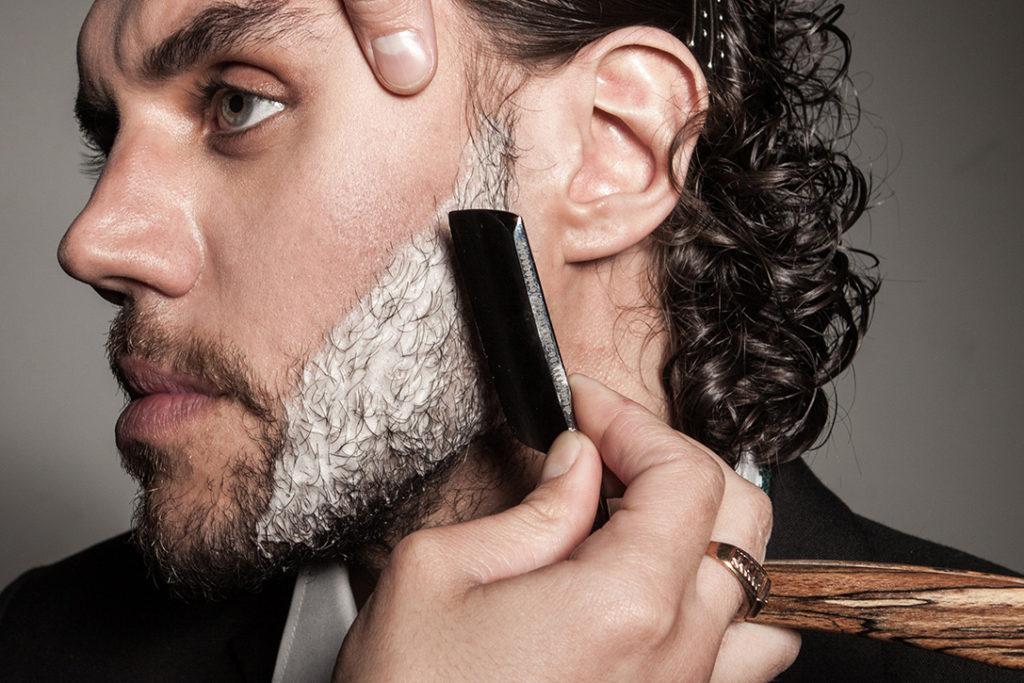 Основы техники бритья опасной бритвой