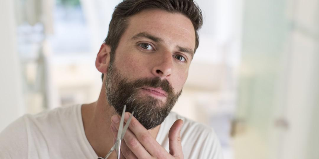 Перхоть на бороде, как избавиться