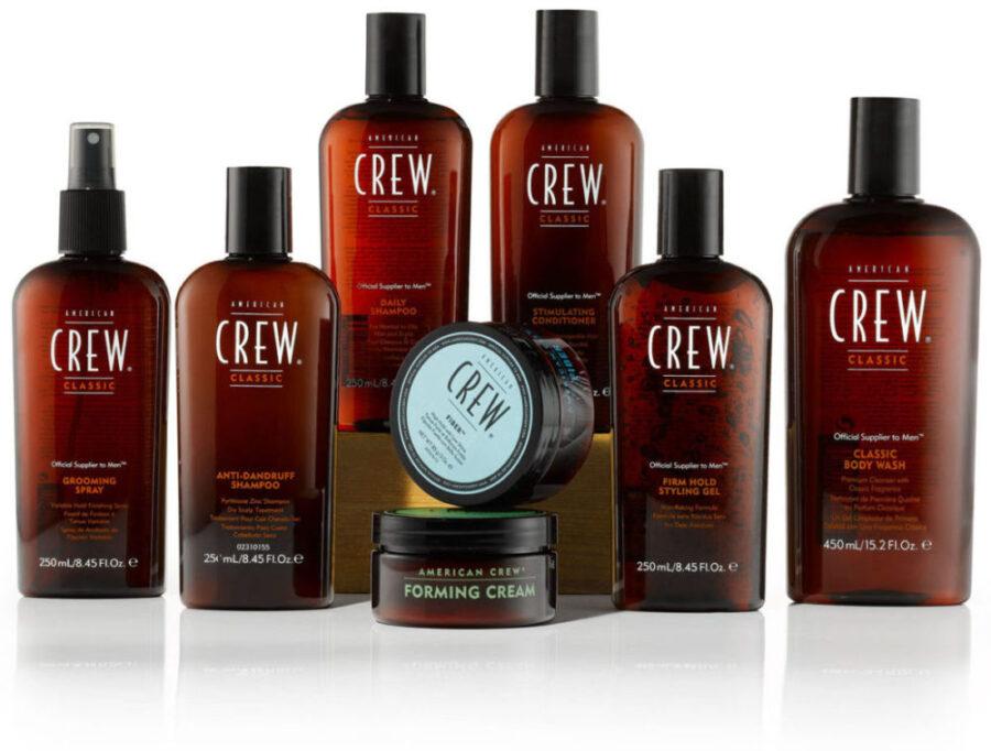 Американский бренд по уходу для мужчин - American Crew