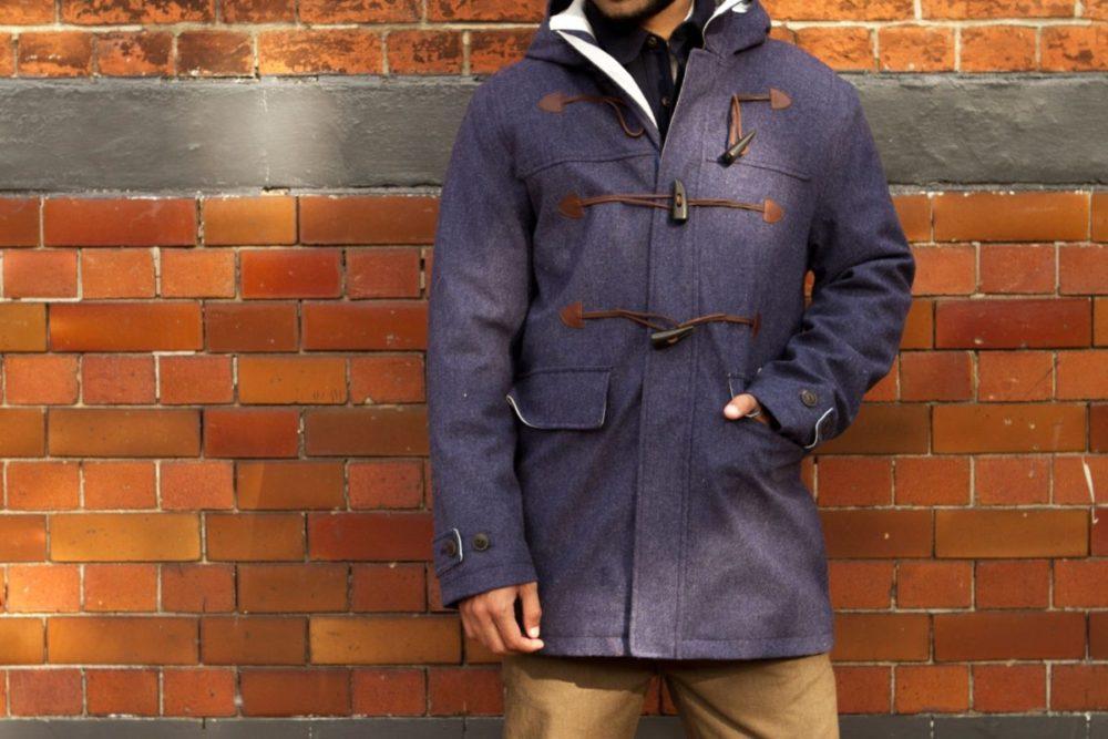 Мужское пальто - дафлкот
