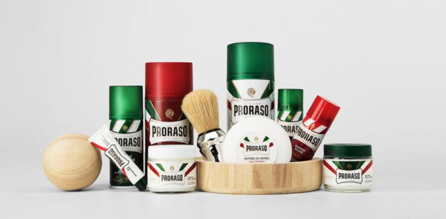 Косметика Proraso для мужчин из Италии