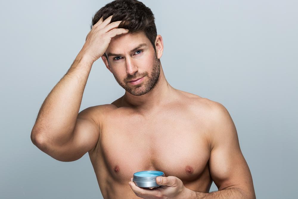 Как выбрать гель для укладки мужских волос