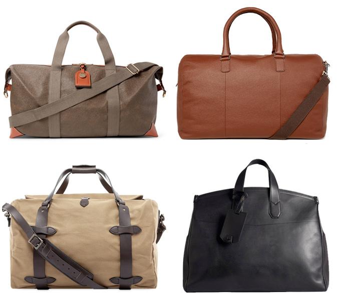 материалы для мужских сумок