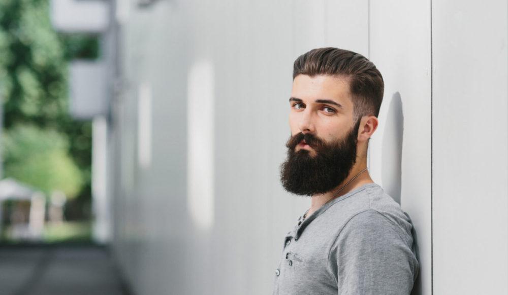 Как сделать окантовку бороды