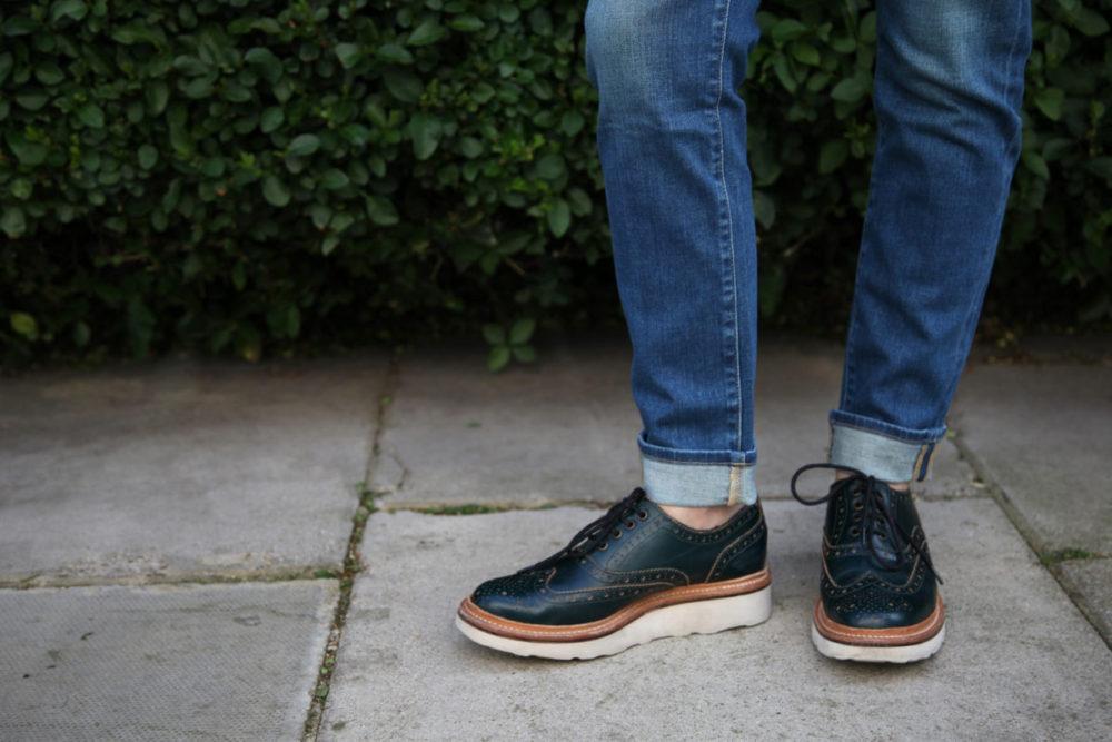 Как подворачивать джинсы мужские, чтобы выглядеть в тренде