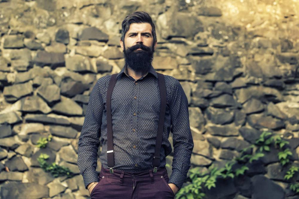 Что делать если кучерявая борода