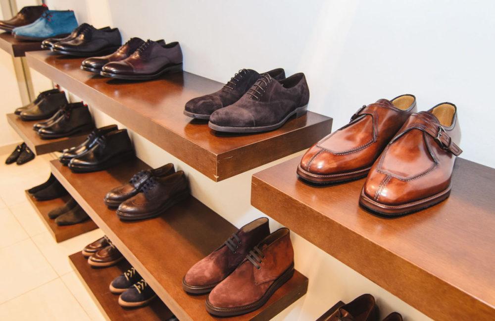 Основные виды мужской обуви
