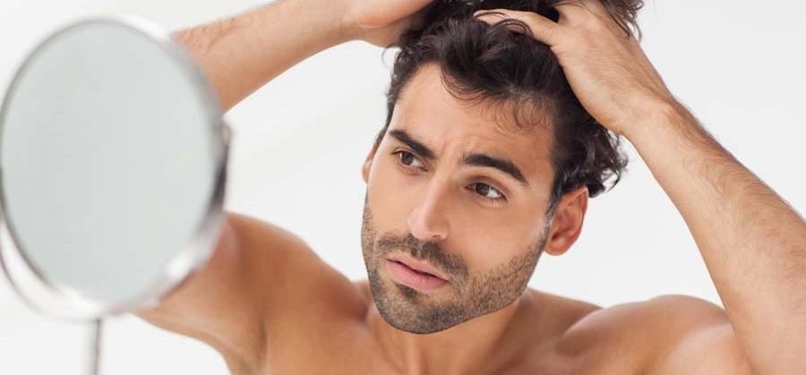 помощь при жирной кожи головы у мужчин