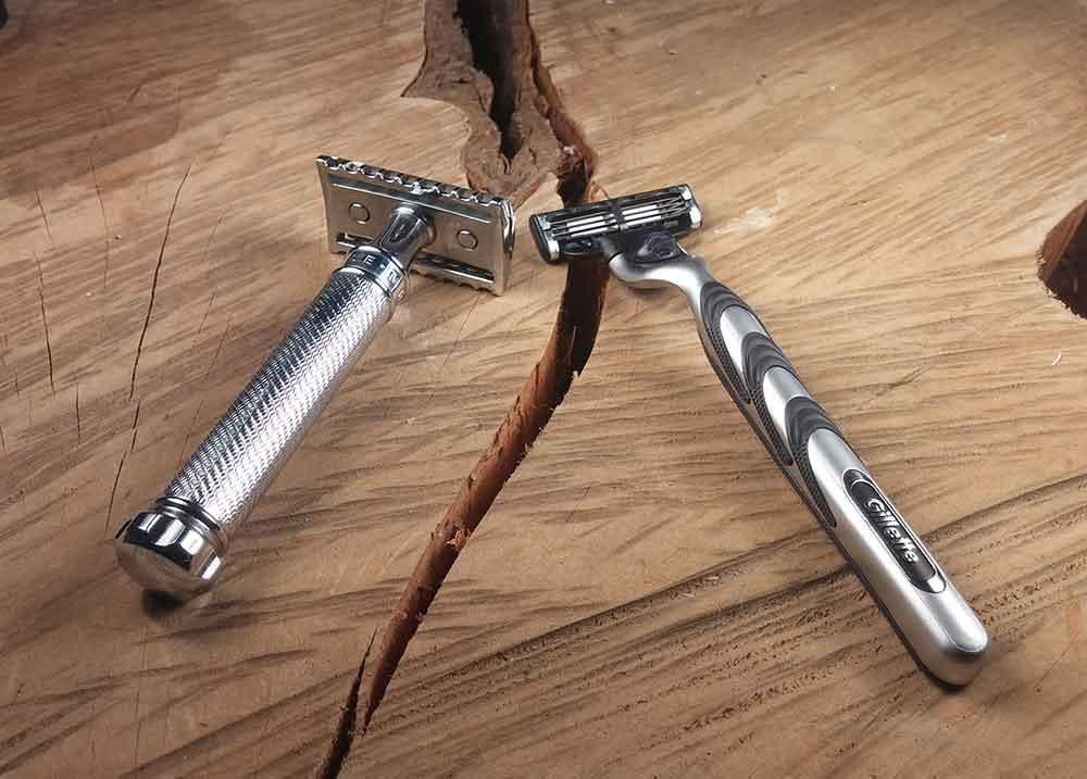 Выбор лезвия для бритвы
