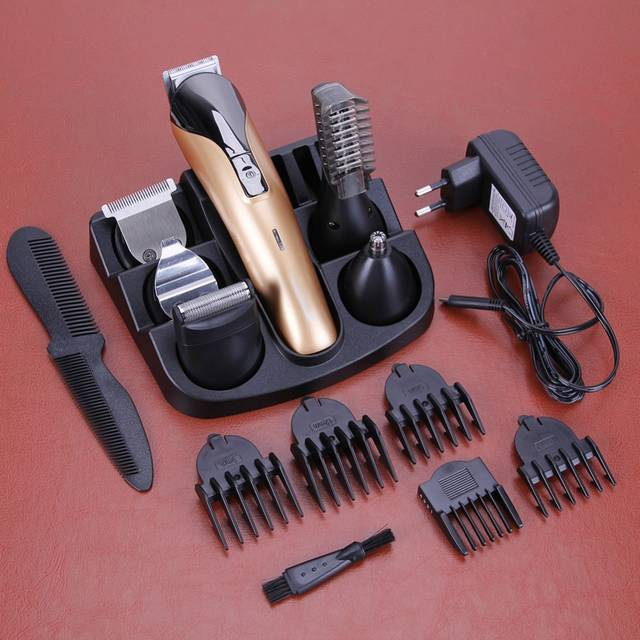 Как ухаживать за триммером для волос