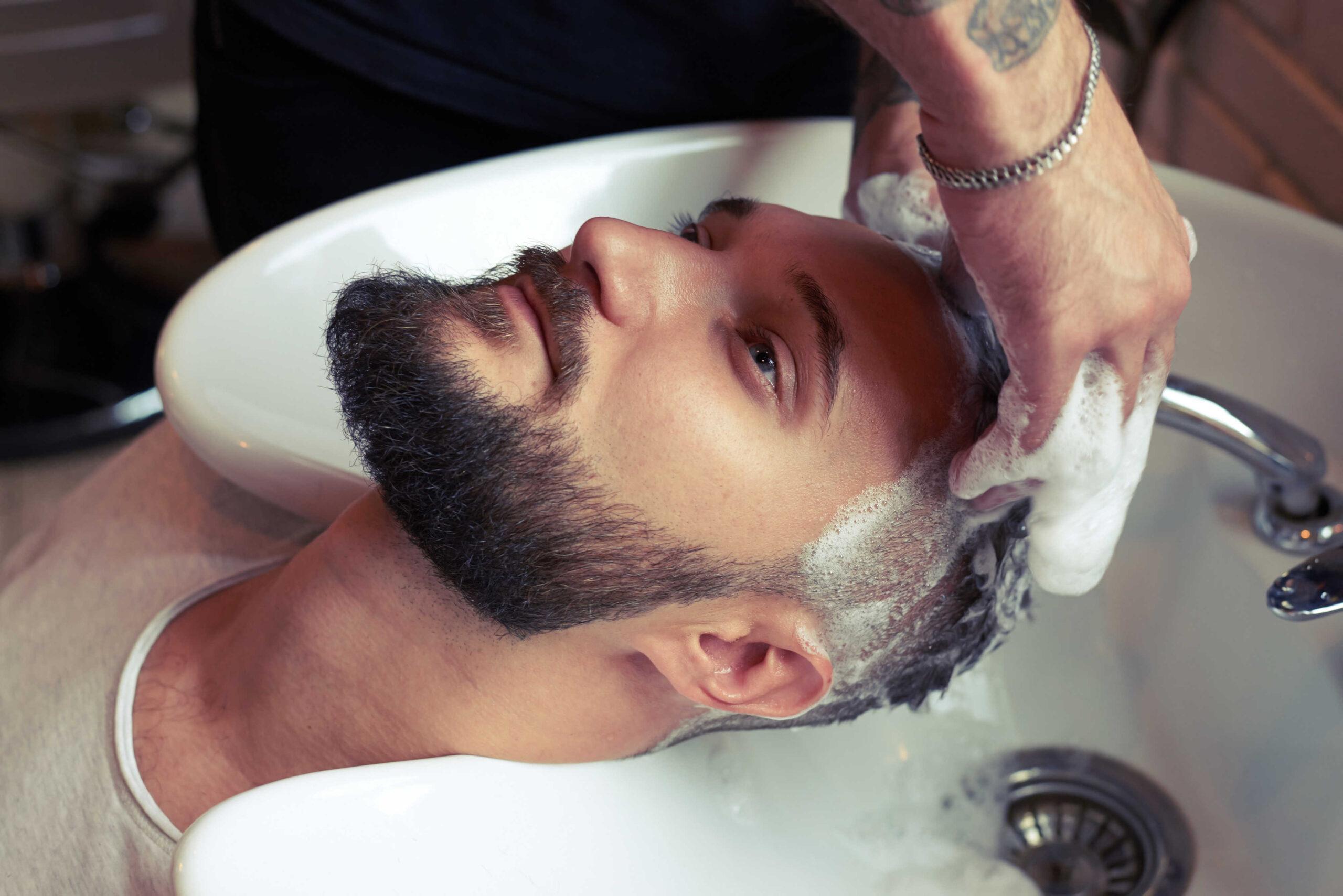 Как часто необходимо мыть голову мужчинам