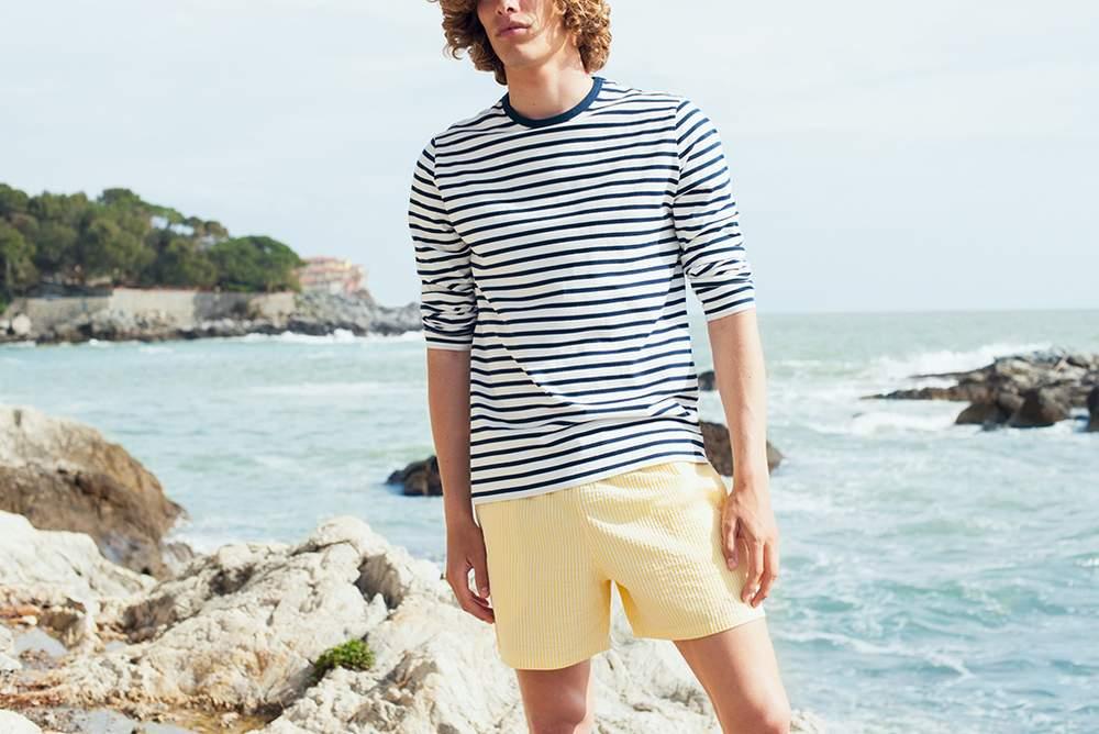 Как выбрать мужские плавательные шорты