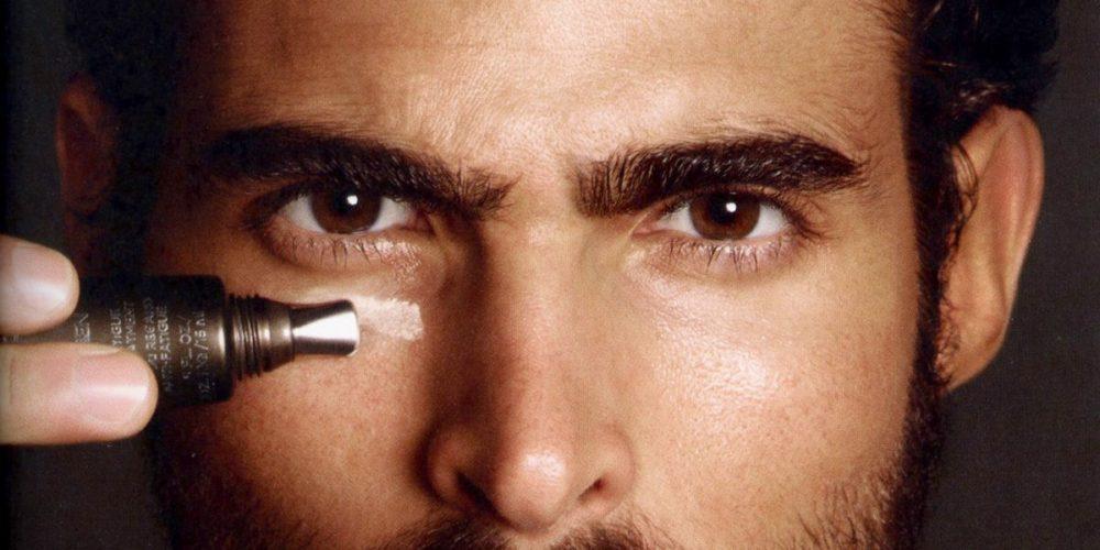Маскирующий крем корректор для мужчин
