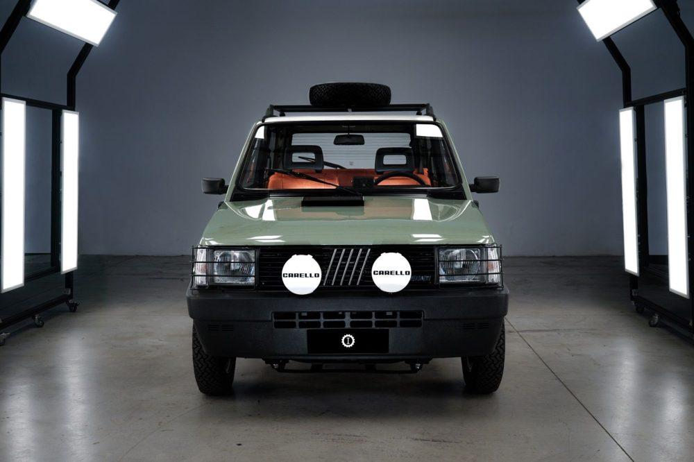 Электромобиль от Garage Italia, вдохновленный Индианой Джонс