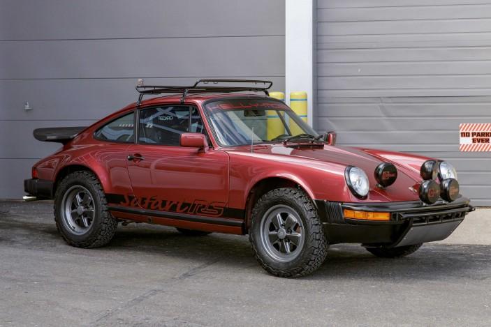 """Porsche 911SC """"City Safari"""""""