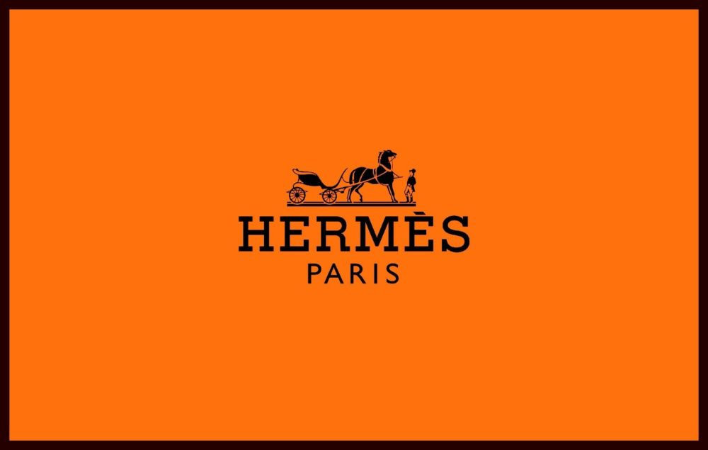 Как оранжевый цвет был выбран как символ бренда Hermès