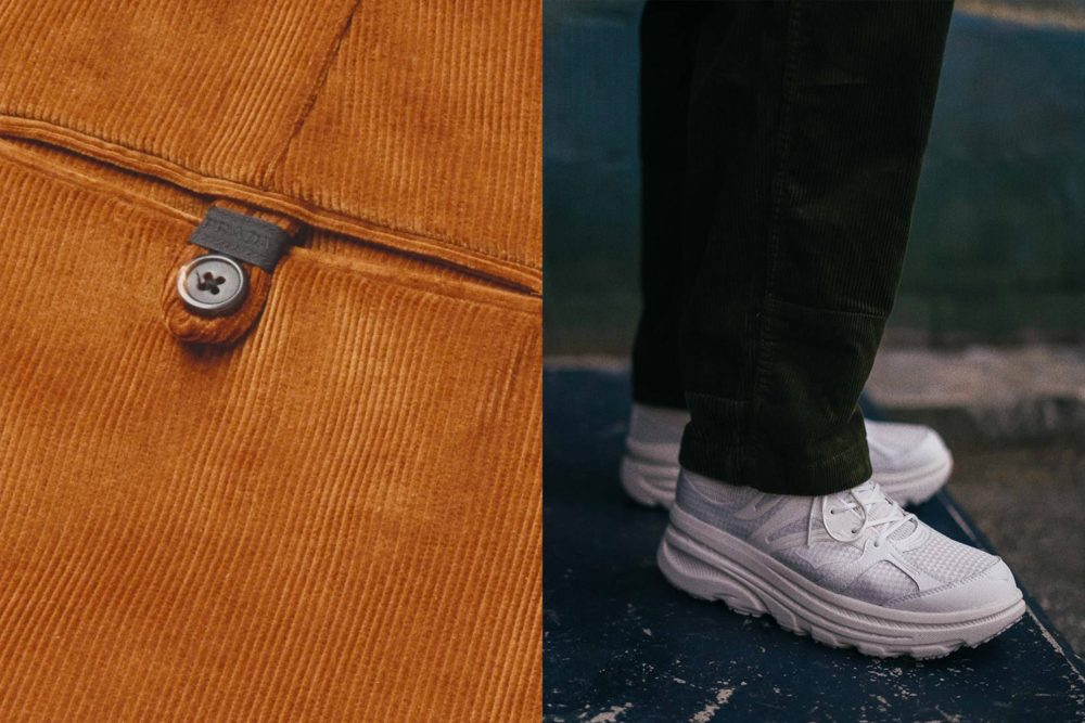 Как выбрать мужские вельветовые штаны