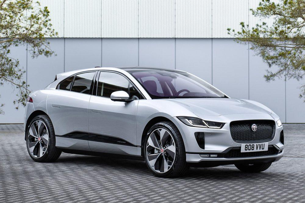 Jaguar выпускает полностью обновленный электрический I-Pace 2021 года