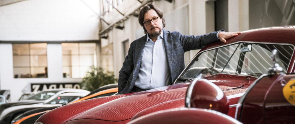 Андреа Загато раскрывает секреты знаменитого итальянского кузовного ателье Zagato