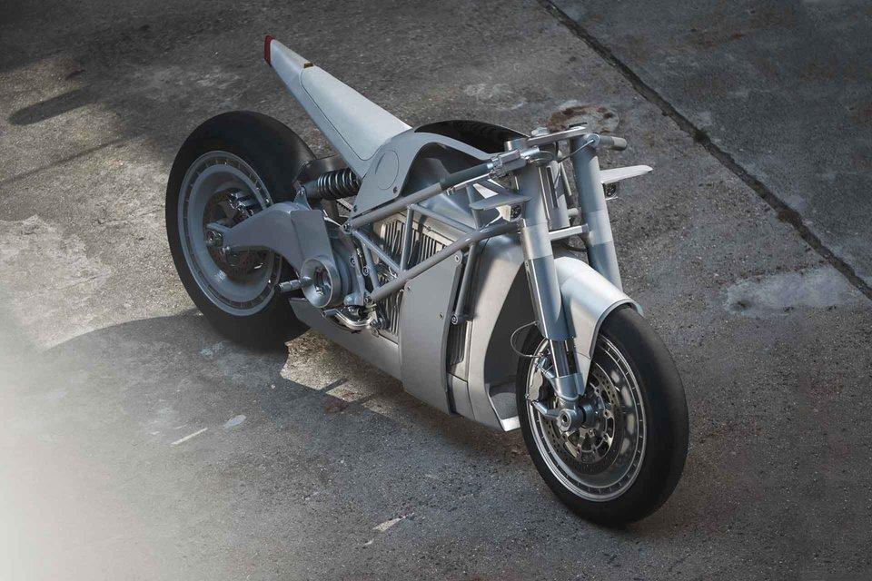 Электрический мотоцикл UMC-063 XP ZERO