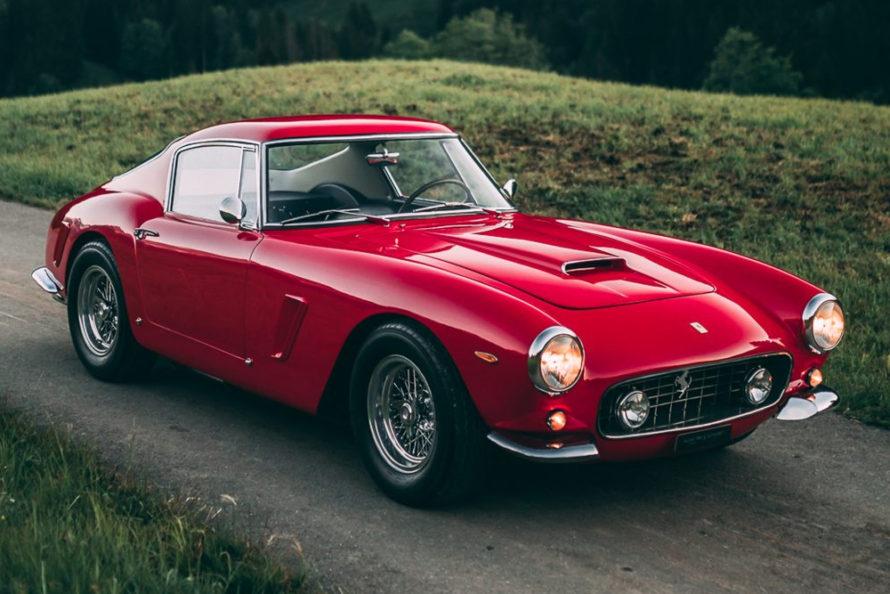 Ferrari 250 GT SWB Berlinetta 1961 года - испытанная в гонках классика