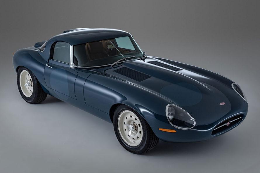 Eagle's Lightweight GT - это полностью сделанный на заказ современный 380-сильный Jaguar E-Type