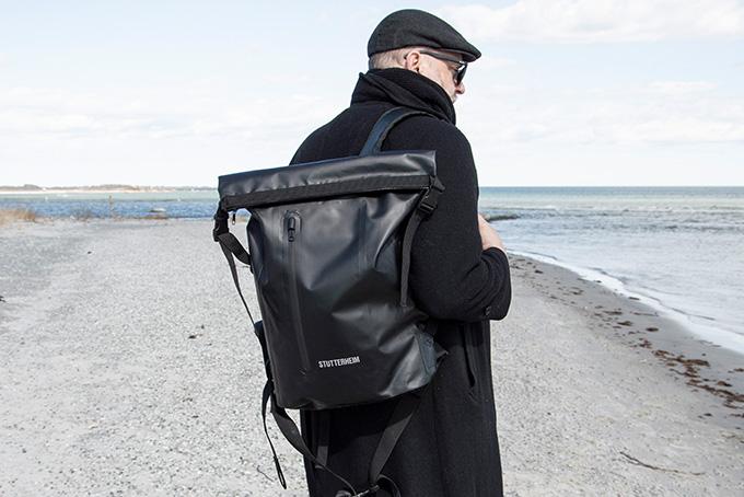 Новые погодостойкие сумки Stutterheim, вдохновленный плащами