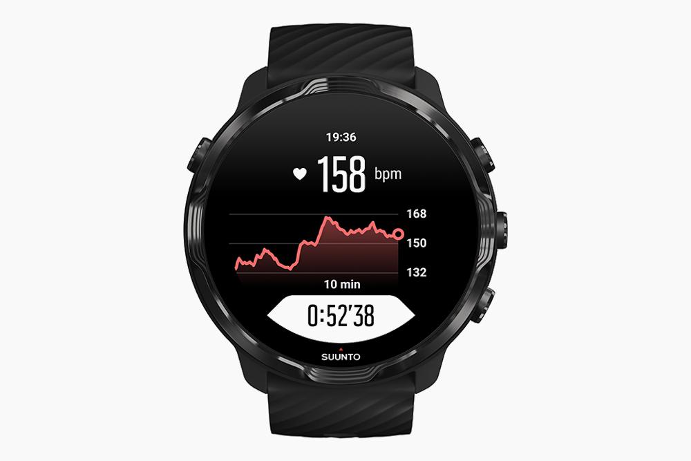 Отслеживайте свои показатели фитнеса в любом месте с GPS на открытом воздухе с часами Suunto