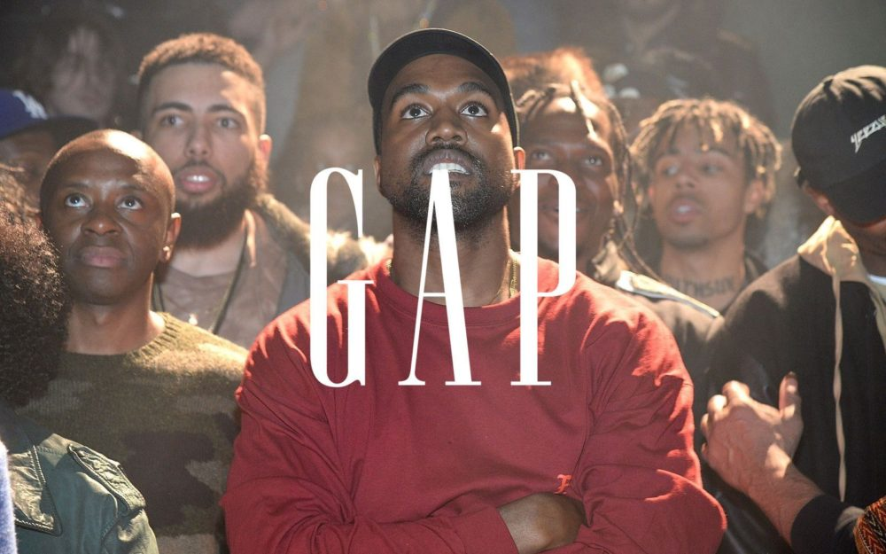 Мечта Kanye West о демократической моде. Сотрудничество с GAP