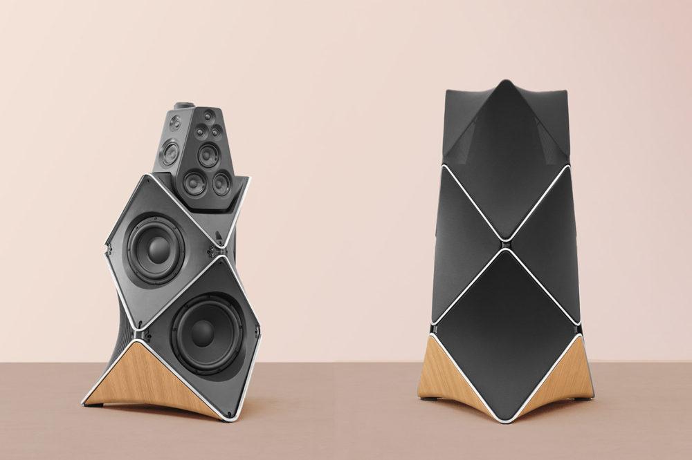 Роскошная акустика BEOLAB 90 от Bang & Olufsen