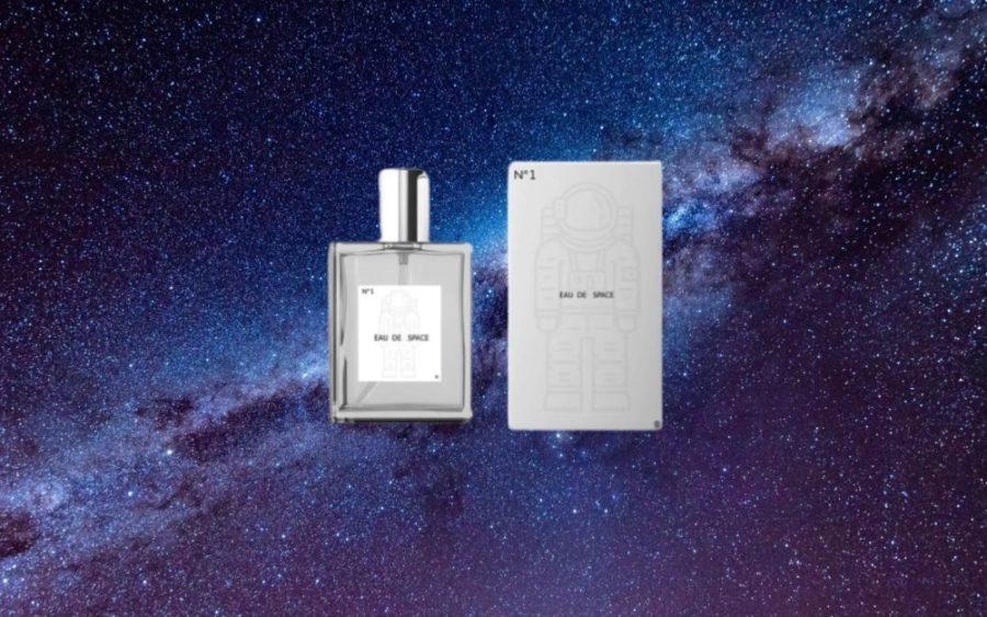 Духи Eau de Space с запахом для астронавтов NASA